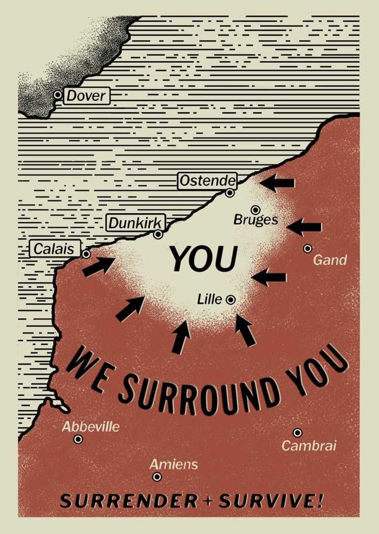 From the movie Dunkirk