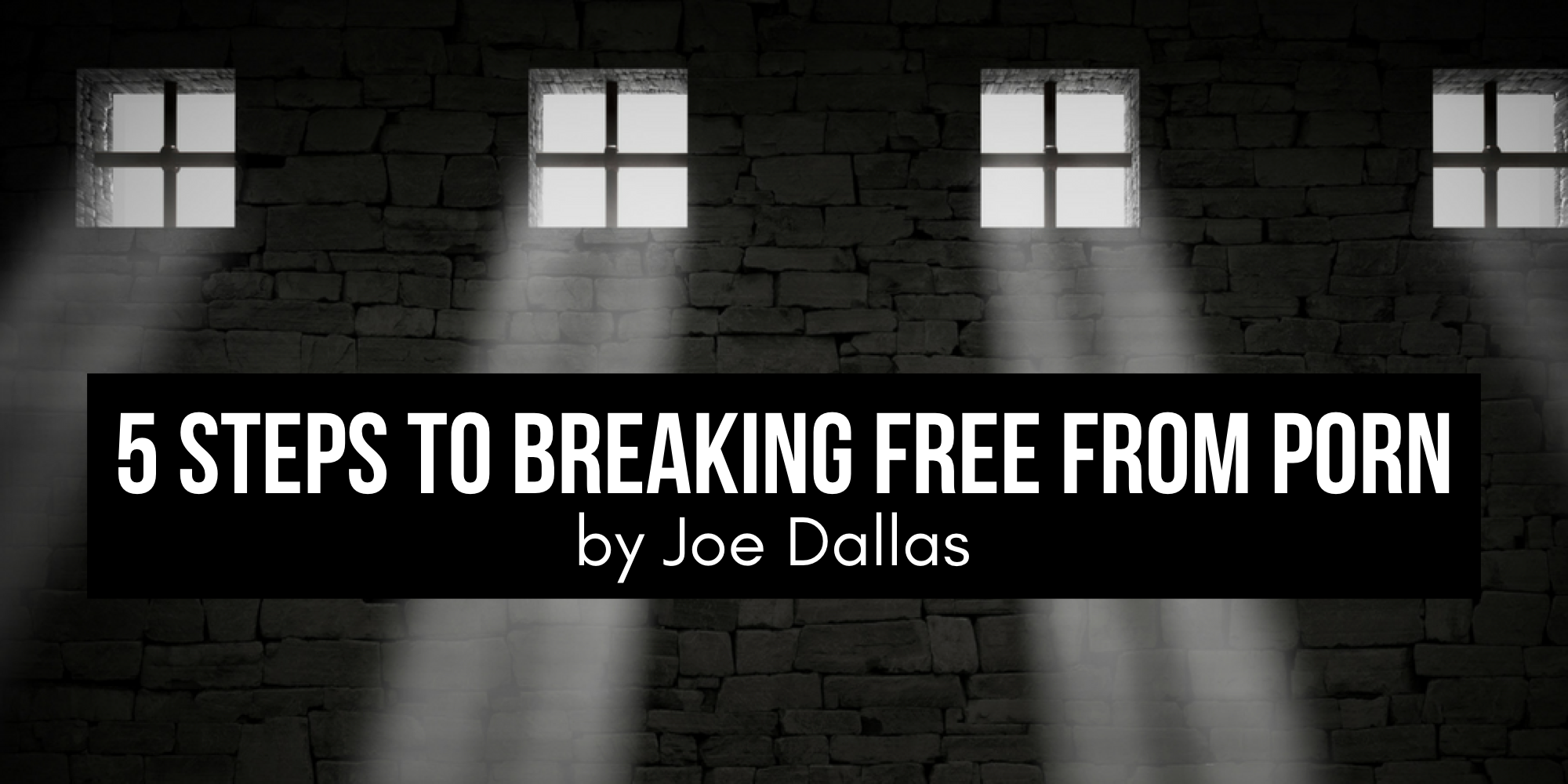 5 STEPS TO BREAKING FREE FROM PORN by Joe Dallas.001.png