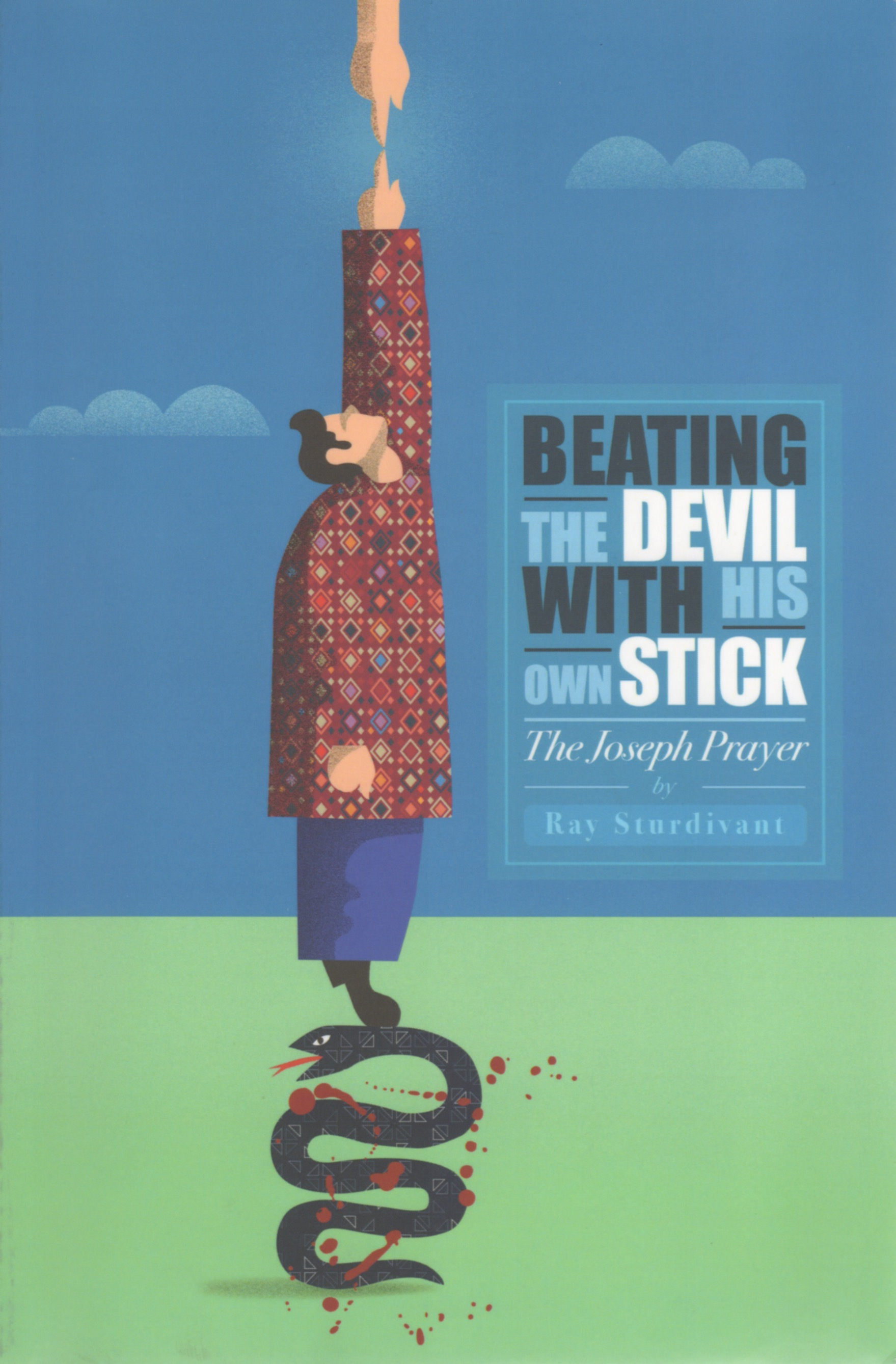 I thank Ray Sturdivant for giving me a copy of his self-published book entitled Beating the Devil with His own Stick. To give credit where credit is due, obviously, I got my series title from Ray's book and I have incorporated many of his thoughts into this message series.
