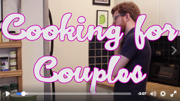 Cooking for Couples,  for Serious Eats, theme and transitions by Andrew Atkin & Jason Oberholzer