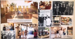 Check us out in the Winter 2017 issue of  Haute Finds ATX - Hill Country magazine !