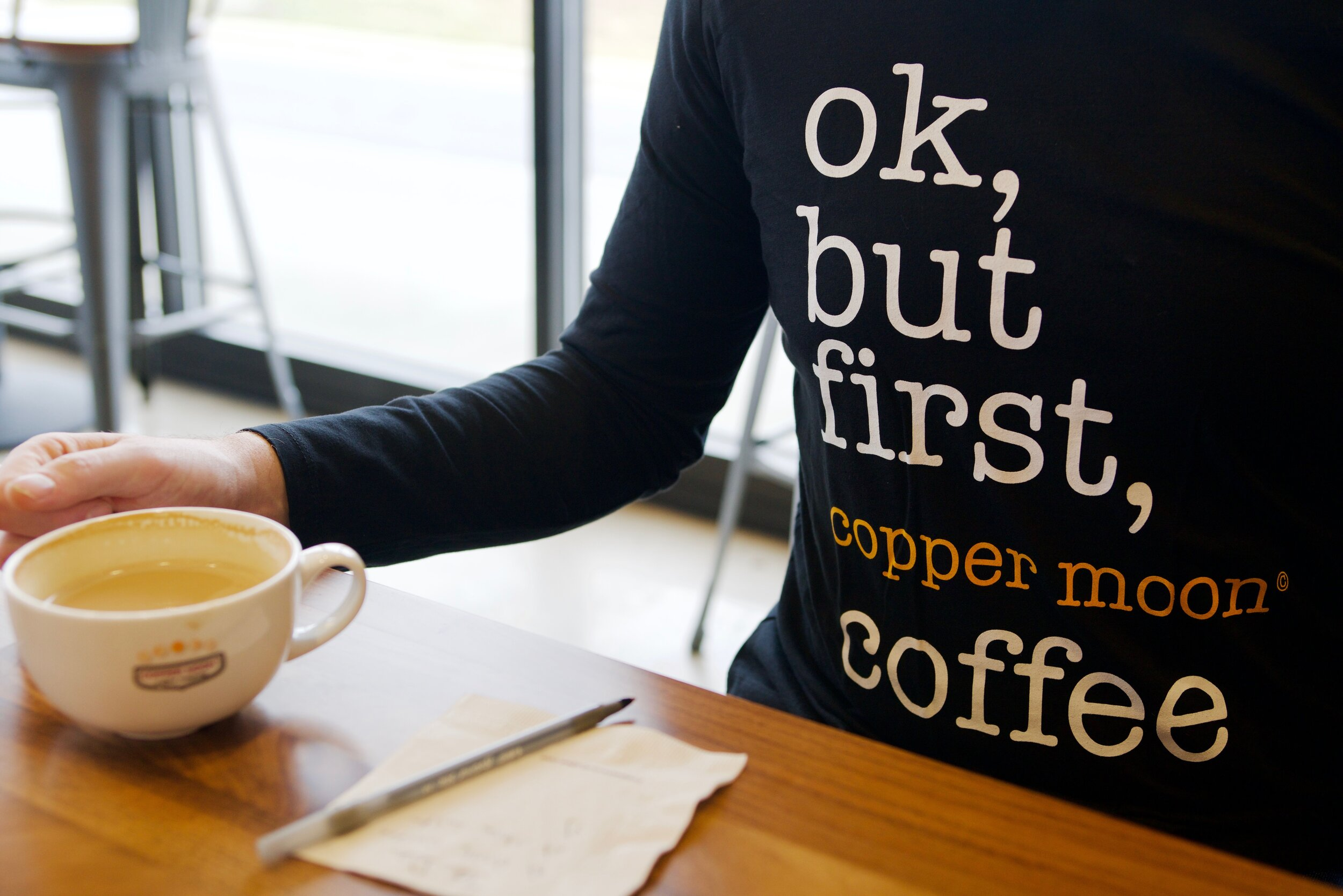Coffee Blog - Check out what is going on at Copper Moon Coffee!