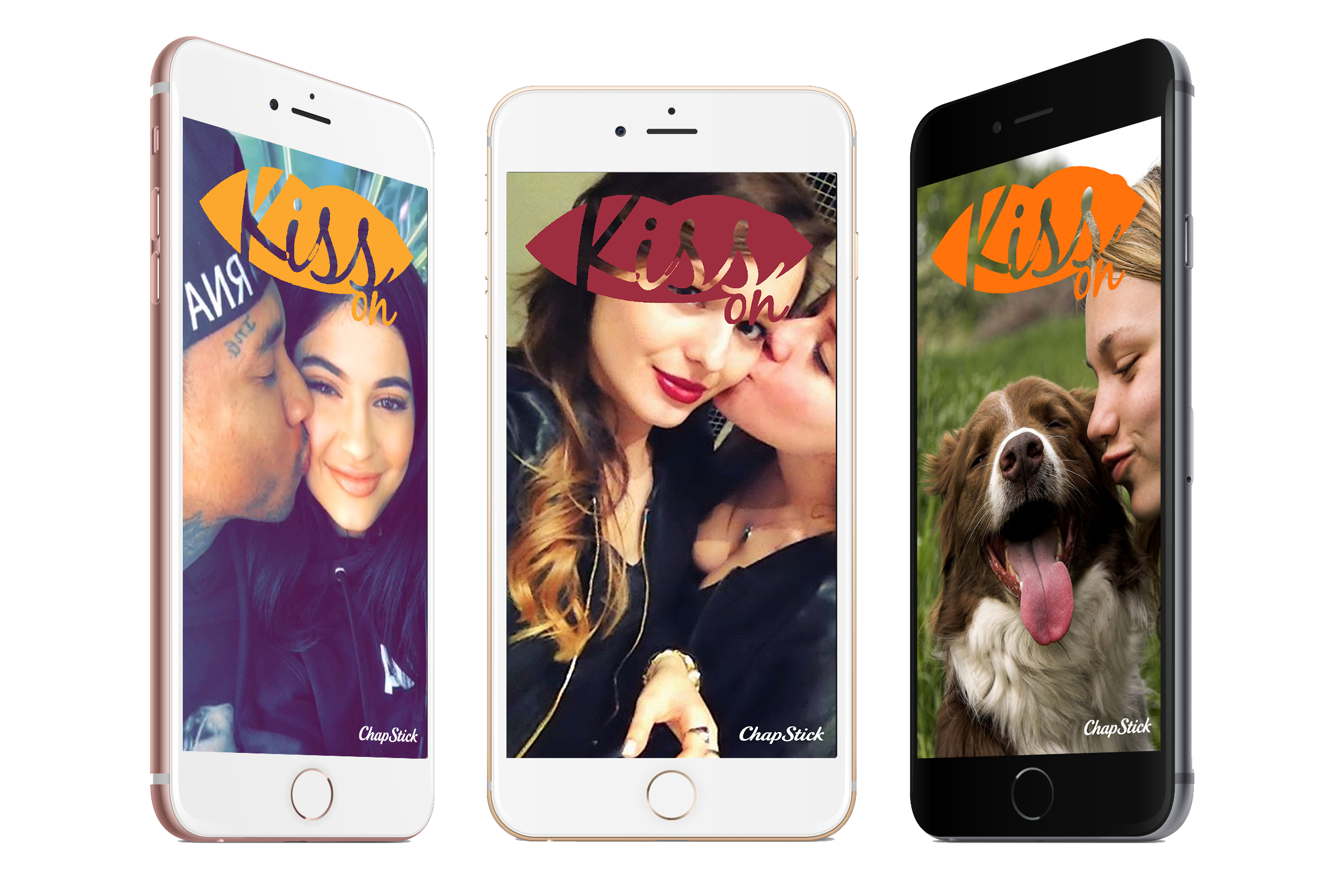 Filters will be available for users on New Year's Eve, Valentine's Day, Mother's Day, Father's Day, International Kissing Day, VE Day, Memorial Day, July 4th, VJ Day, Veteran's Day, Thanksgiving, and the Holiday Season.