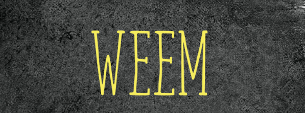 Catherine McGuire Illustrations Blog: Weem Free Font