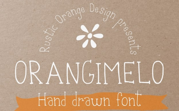 Catherine McGuire Illustrations Blog: Best fonts-Orangimelo