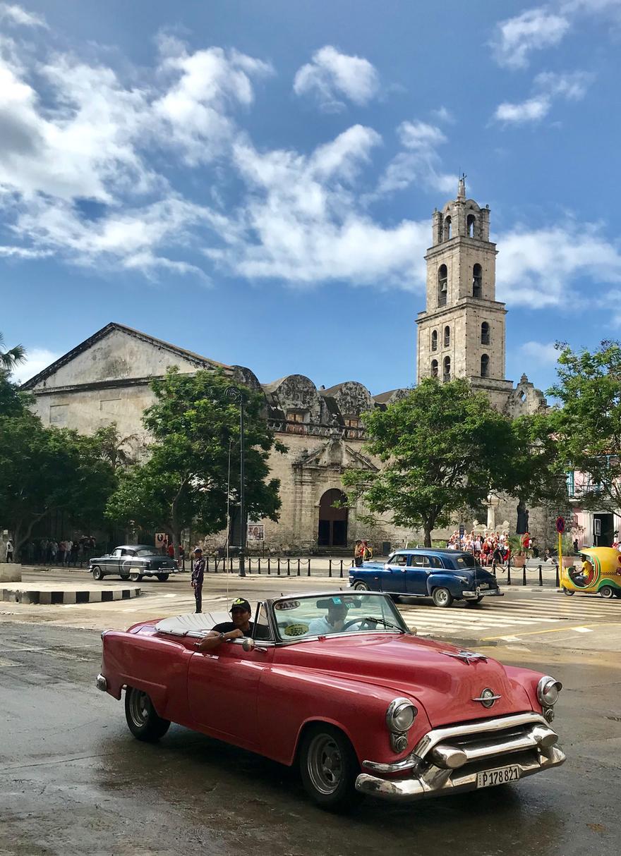 The Cuba Episode
