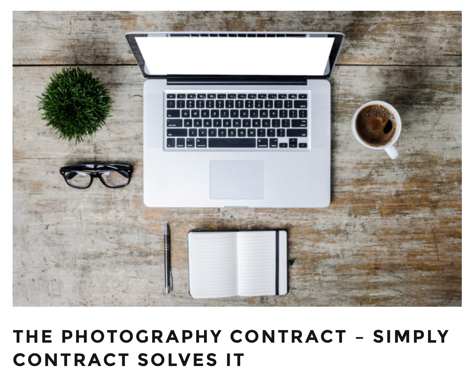 Independent review of Simply Contract by camera guru, the Brotographer - click on image for full review!