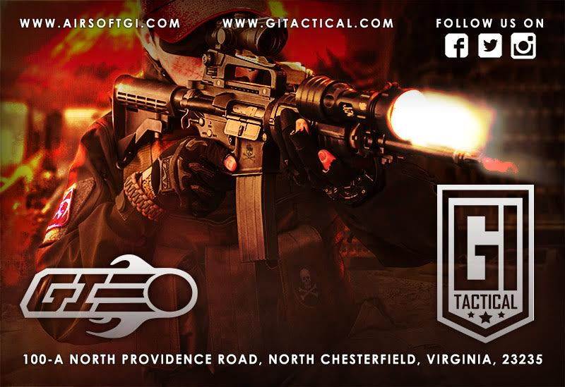 VEHICLES AND OTHER EVENT SUPPORT PROVIDED BY GITACTICAL