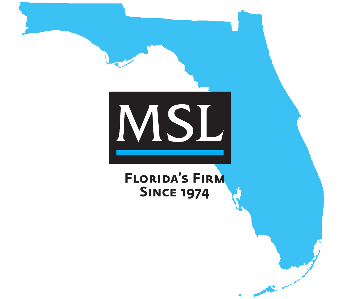 FLORIDA'S FIRM SINCE 1974