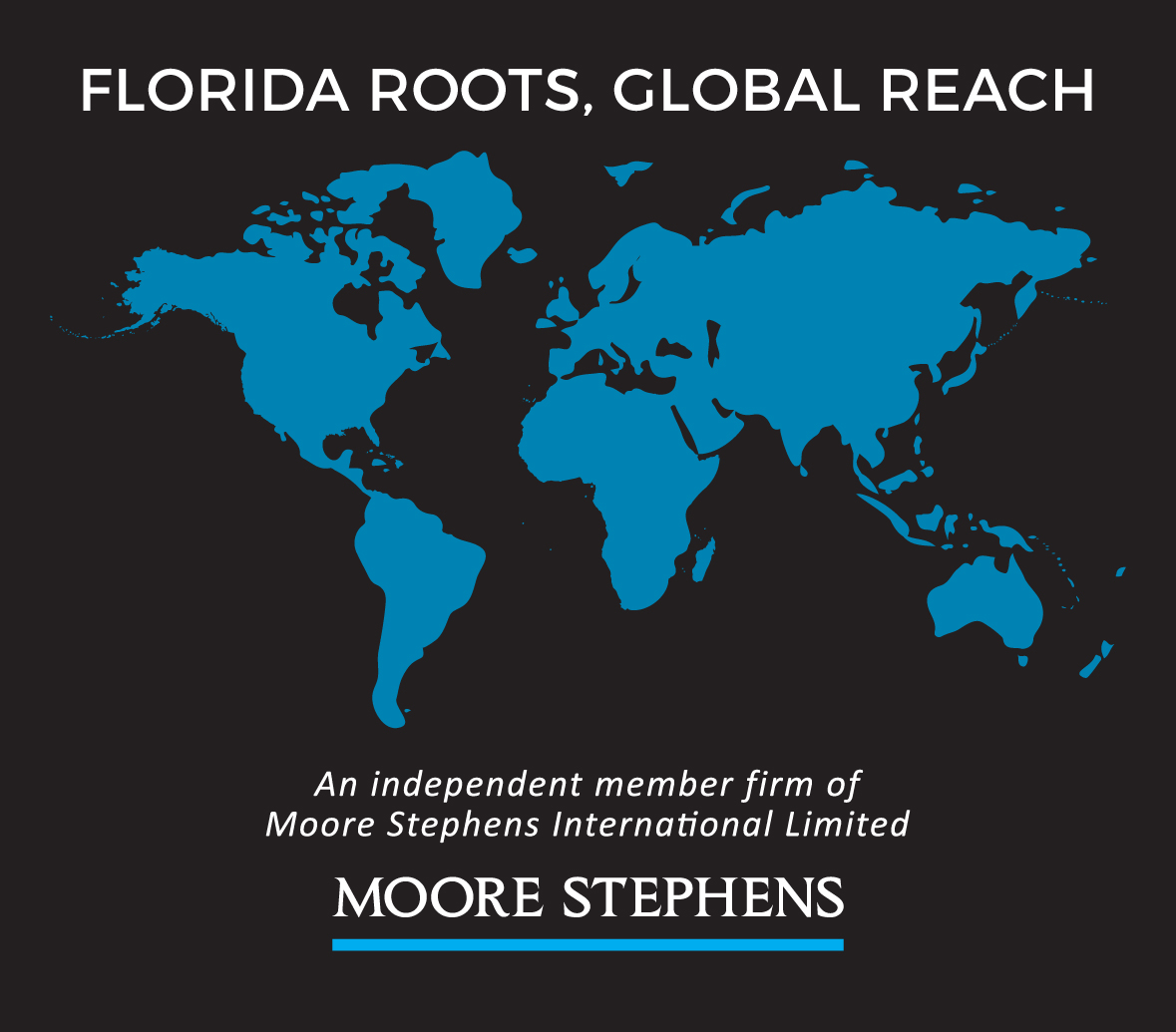 FLORIDA ROOTS, GLOBAL REACH