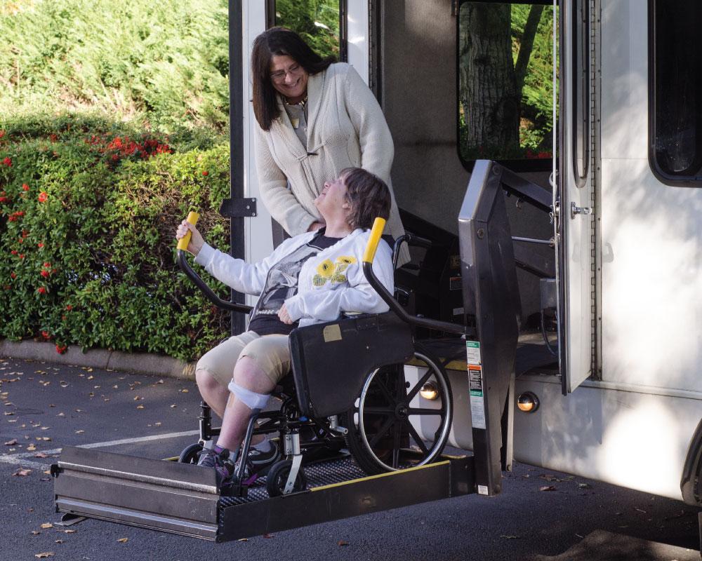 Handicap Transport