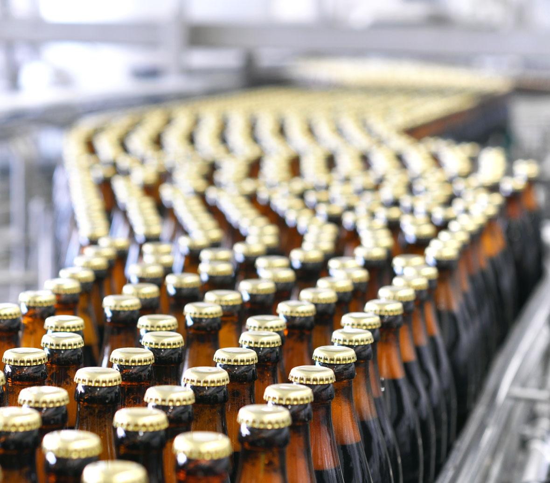 Manufacturing Bottling Plant