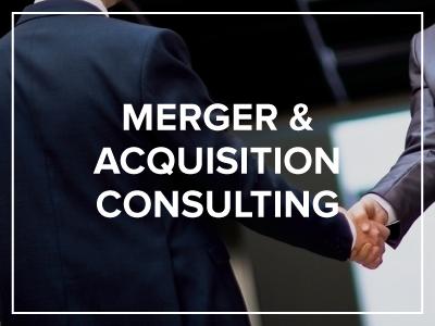 Mergers & Acquisition Handshake