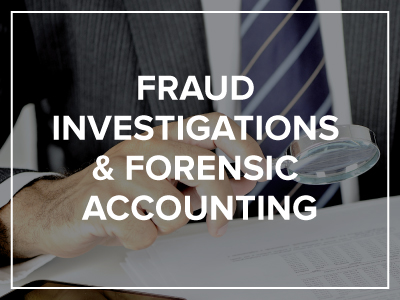 Fraud and Forensic Accounting Investigation