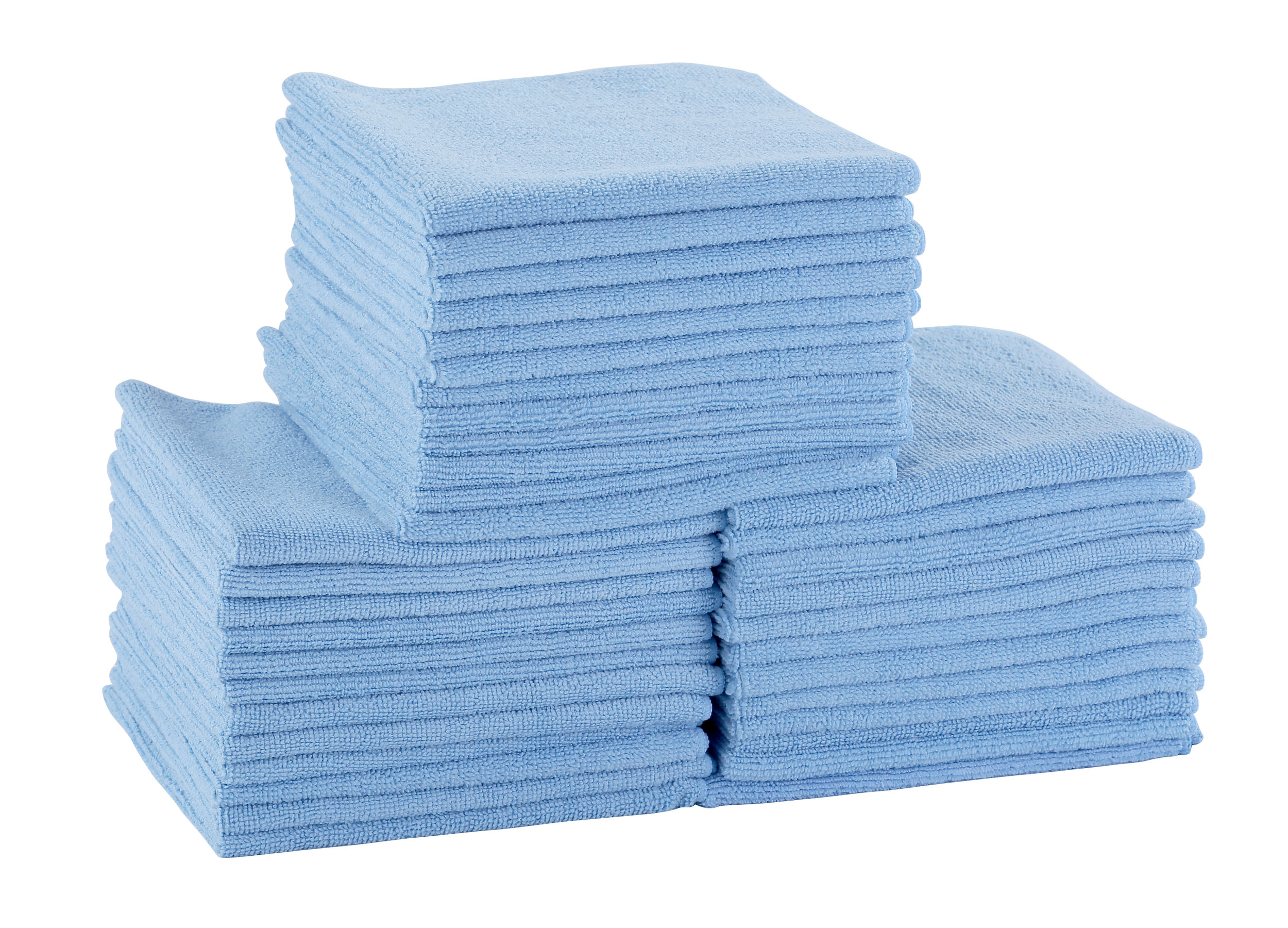 Microfiber Cleaning Cloth - Blue - 36Pk .jpg
