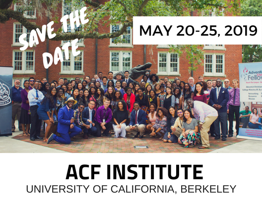 For answers to your questions, email acf.institute@gmail.com