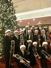Juilliard Trombone Choir, Christmas 2010