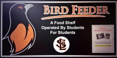 St. Louis Park Bird Feeder