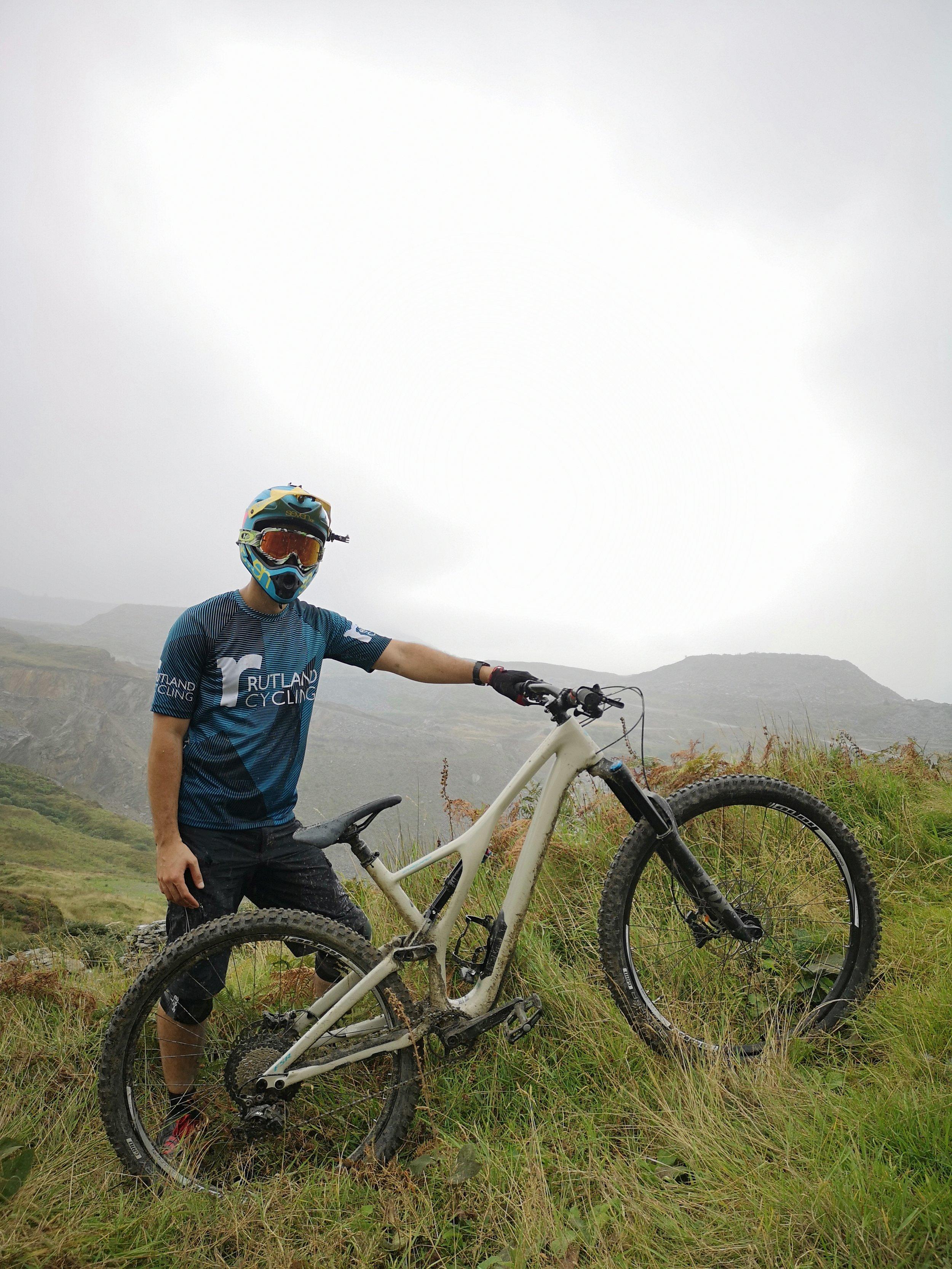 How far can you push a trail bike? - Read more