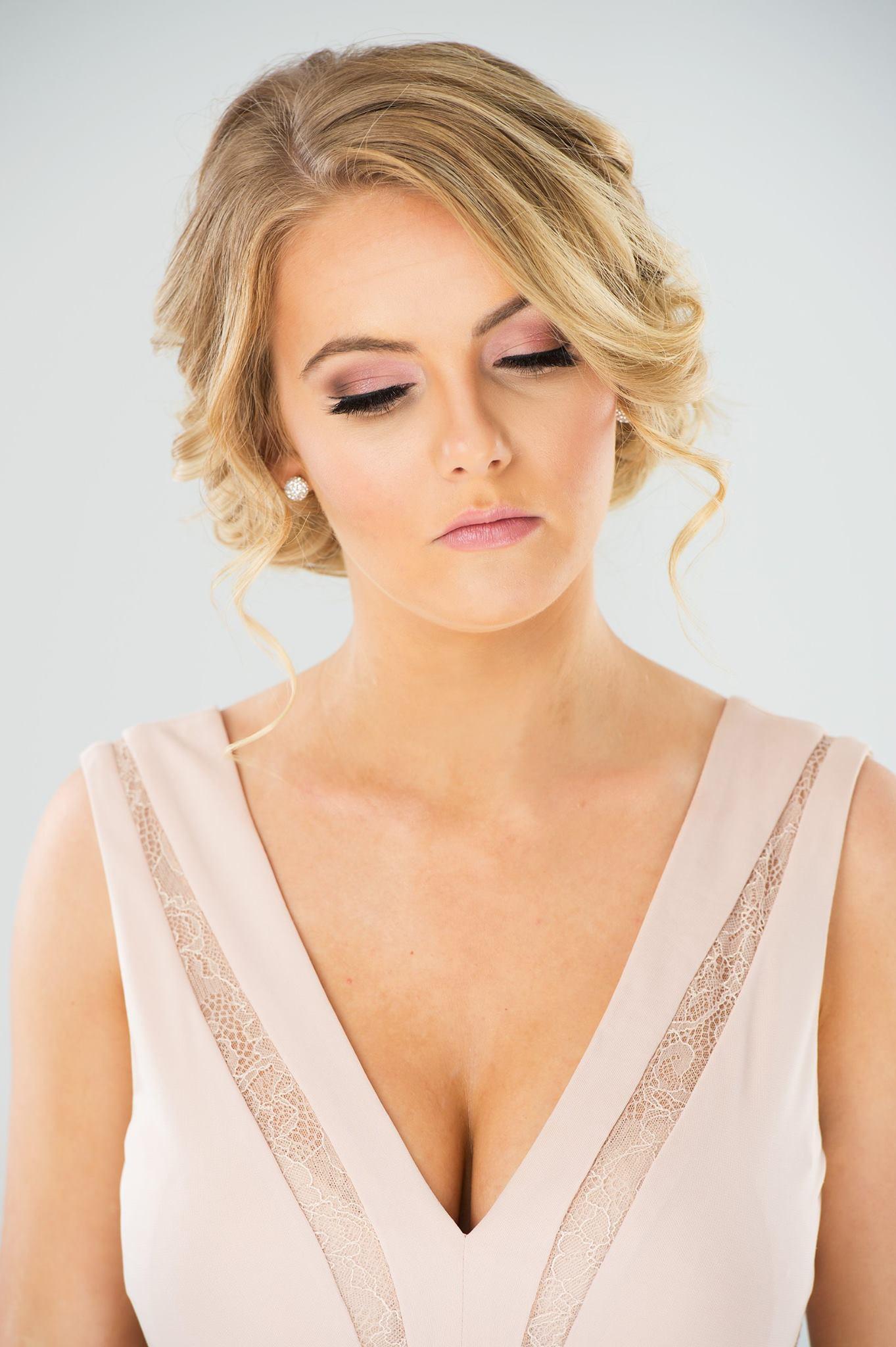 Model: Kayley Bobyck  Photo: Troy Fleece  Hair: Amanda Rae