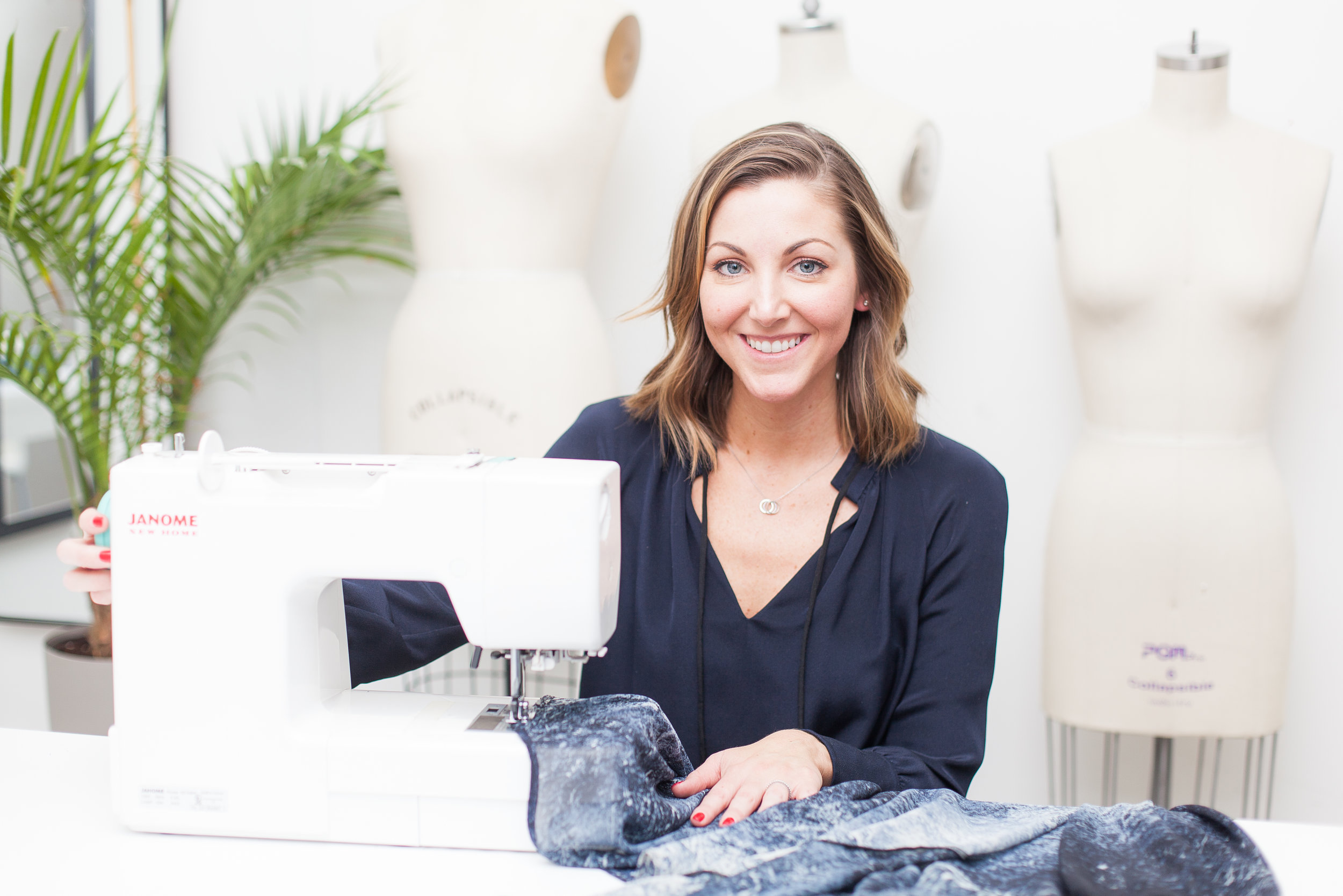 The New York Sewing Center -  20% off any classes  CODE = RPP20