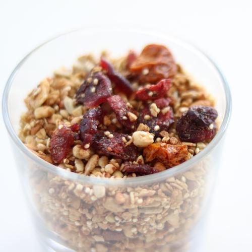 buckwheat & berry
