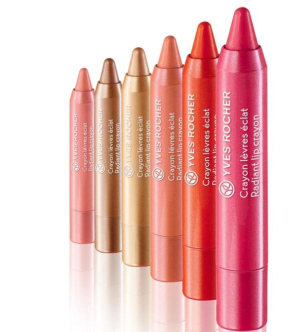 Deze Glossy lippennen van YVES ROCHER zijn heel makkelijk in gebruik en geven een stained effect.