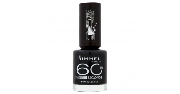 RIMMEL 60 seconds supershine