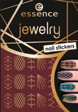 Essence nail stickers