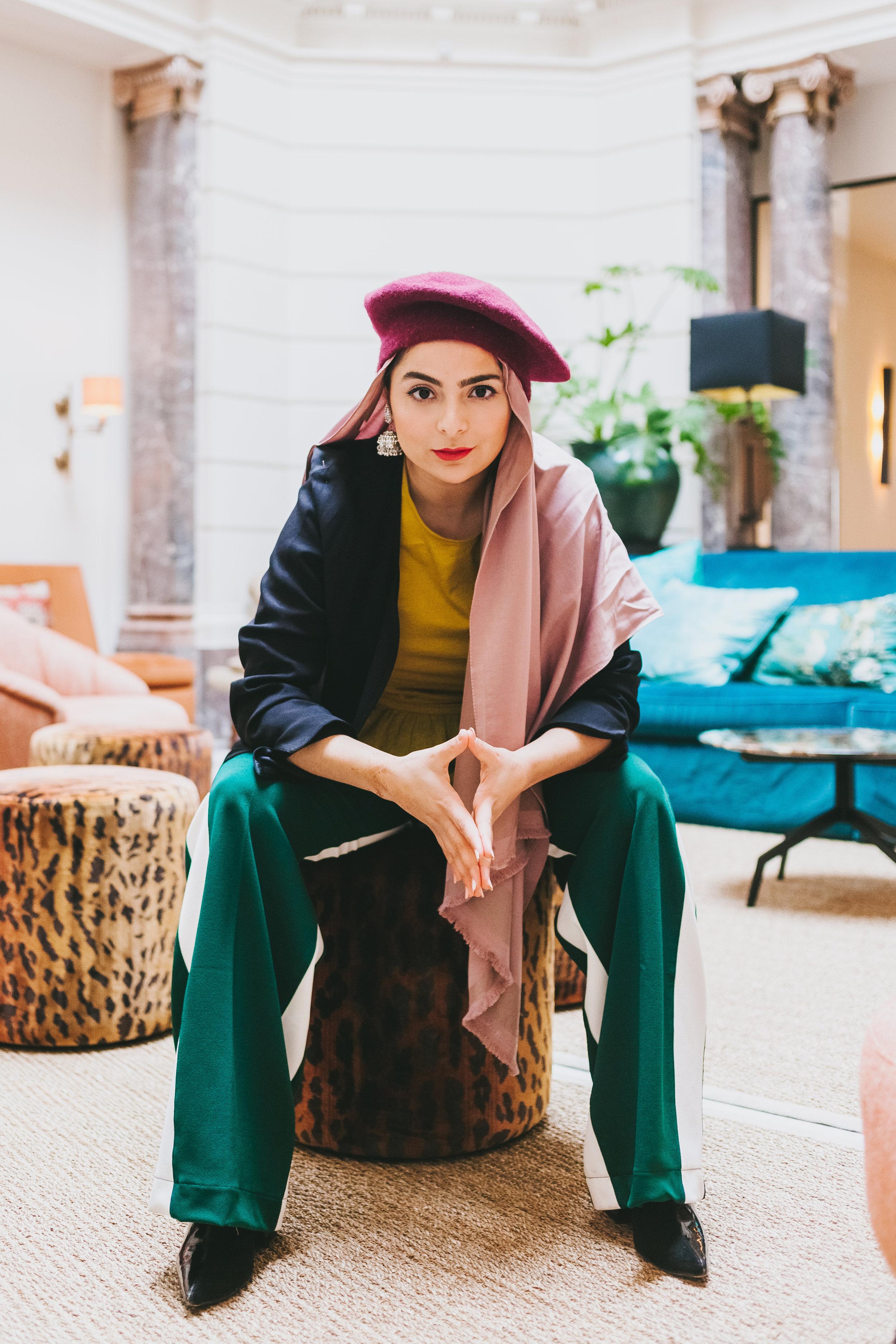 Sarah Dimani -