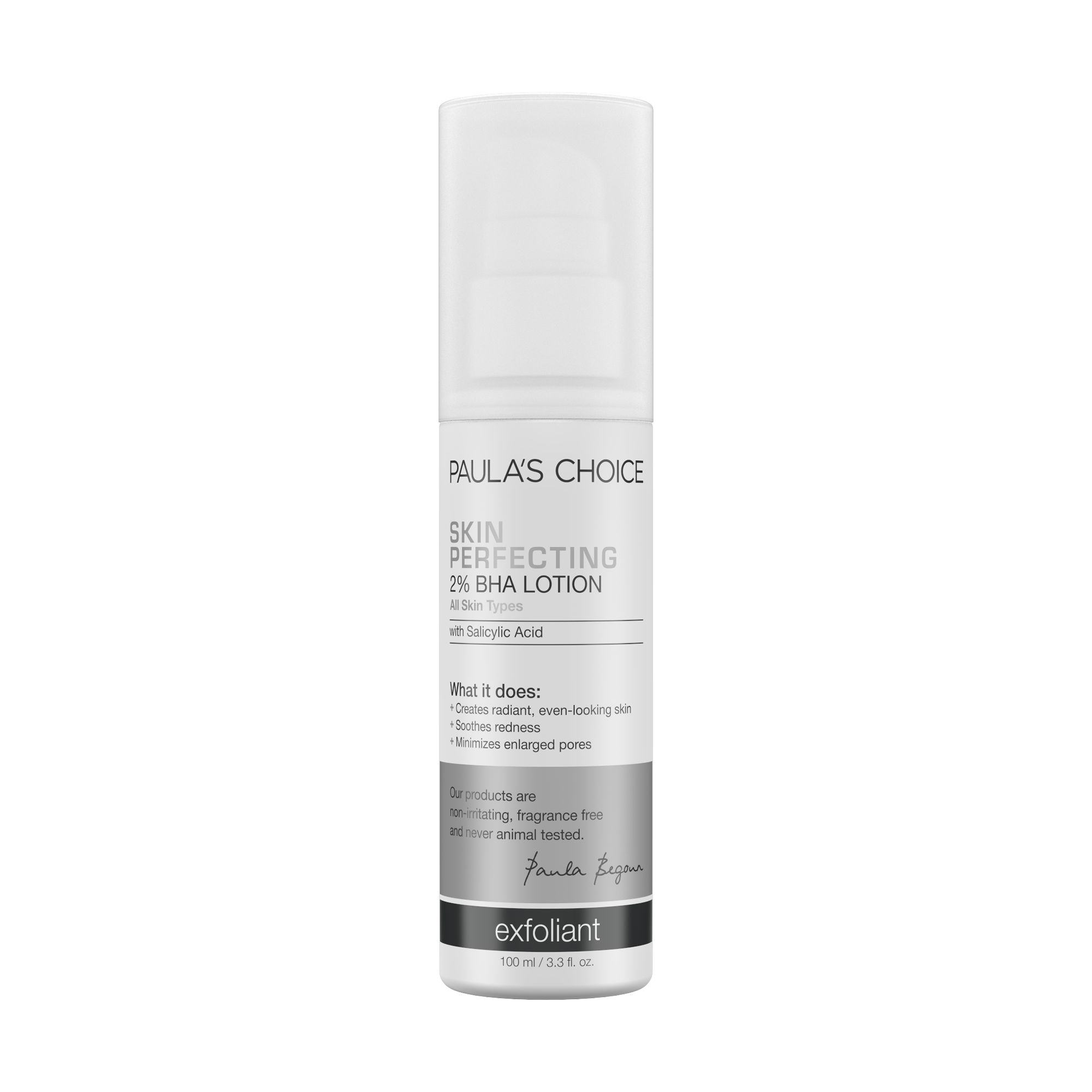 Paula's Choice Skin Perfecting 2% BHA Liquid – Leave on exfoliant, € 33,00