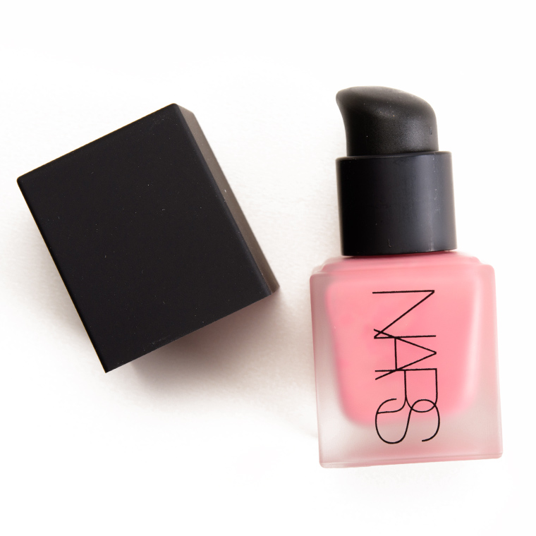 NARS - liquid blush - €31.00