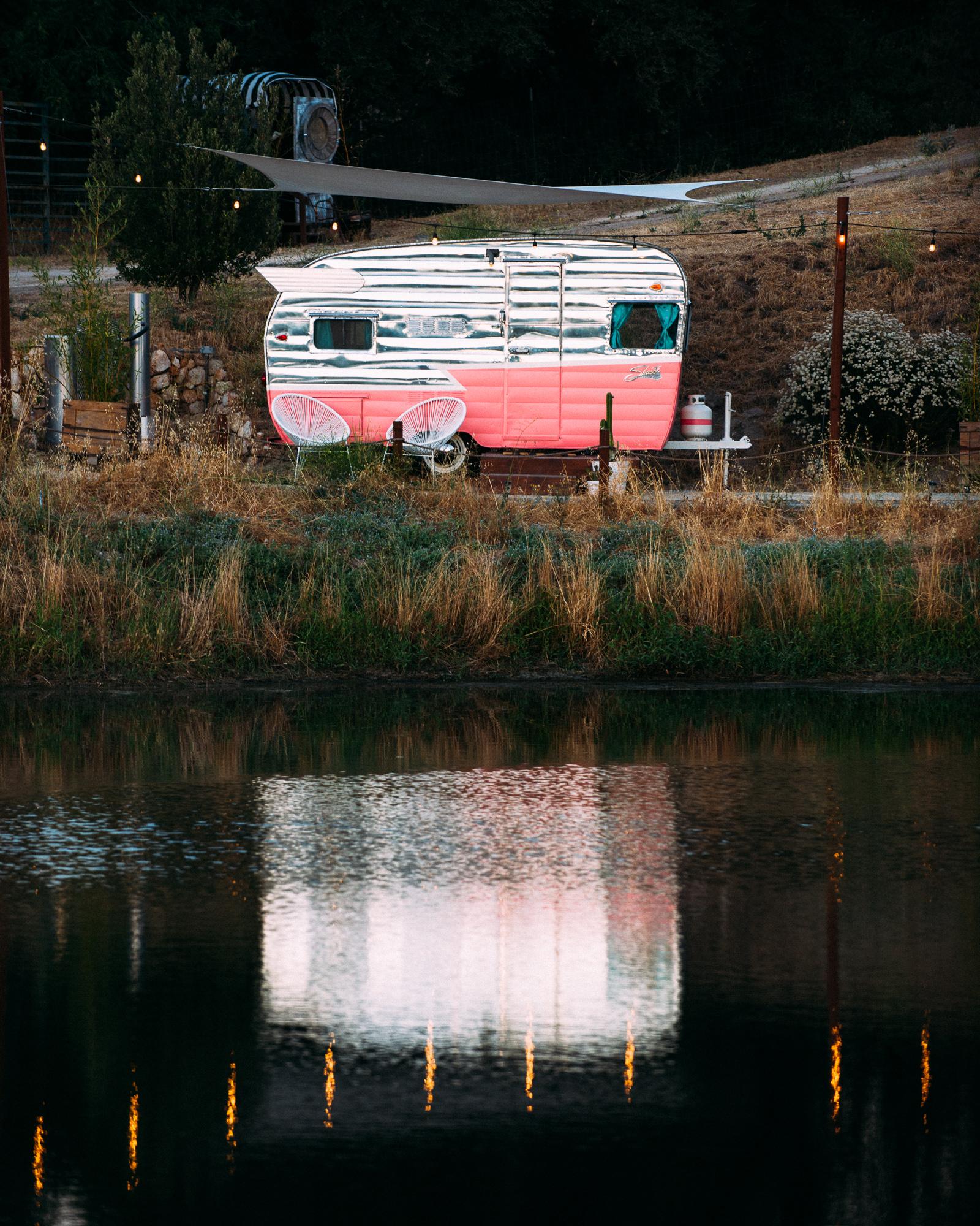 The Trailer Pond Vintage Trailer Rentals