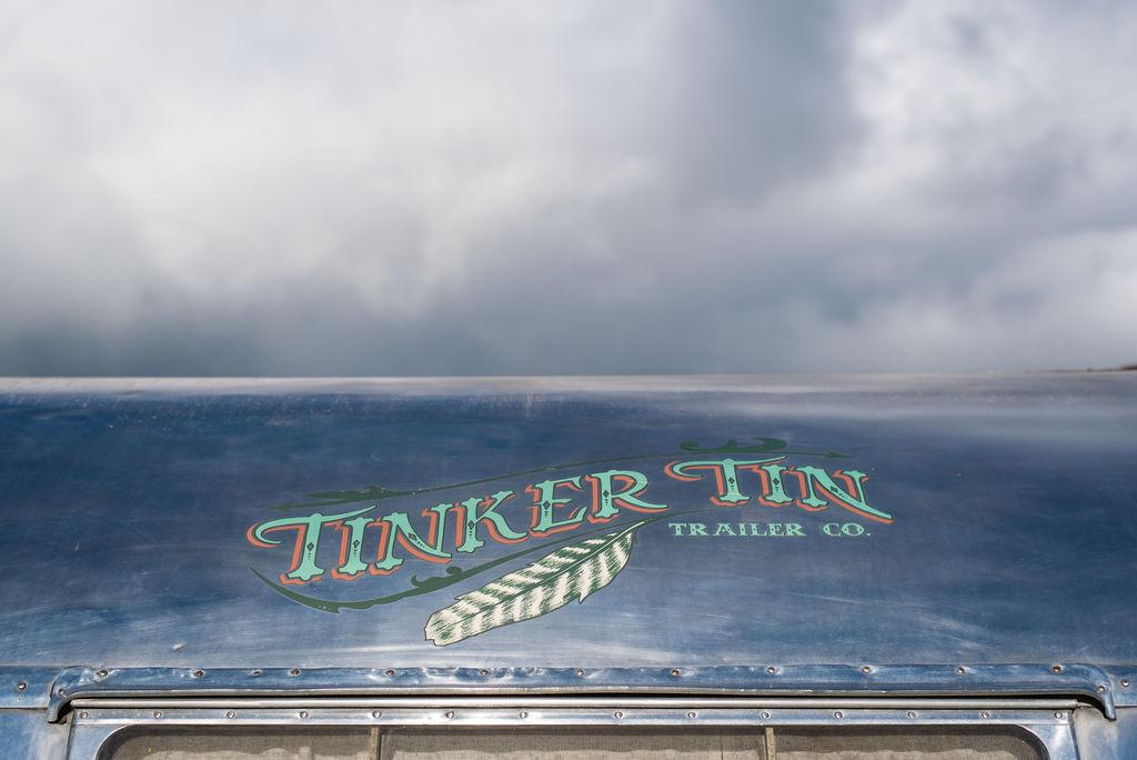 Tinker Tin Co. Vintage Trailer
