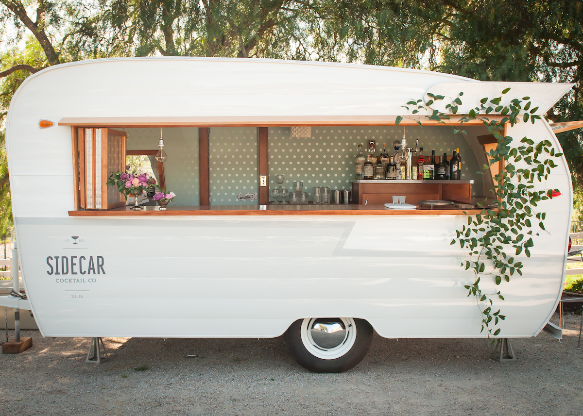 VINTAGE EVENT AND CAMPING TRAILER RENTALS — Tinker Tin Company