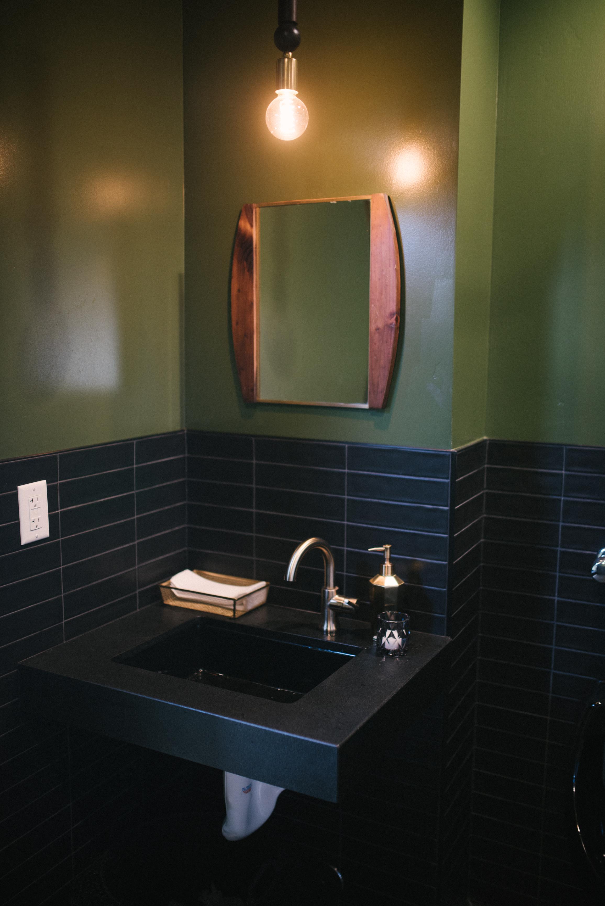 The Penny SLO Men's Bathroom
