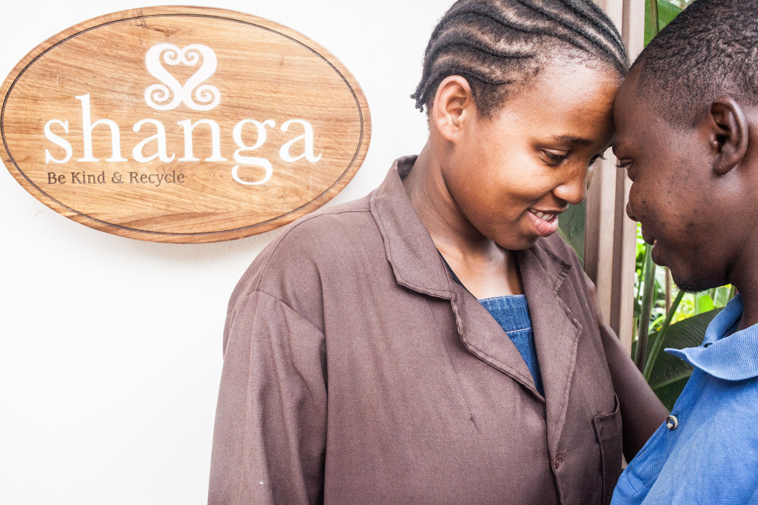 OUR STORIES — SHANGA