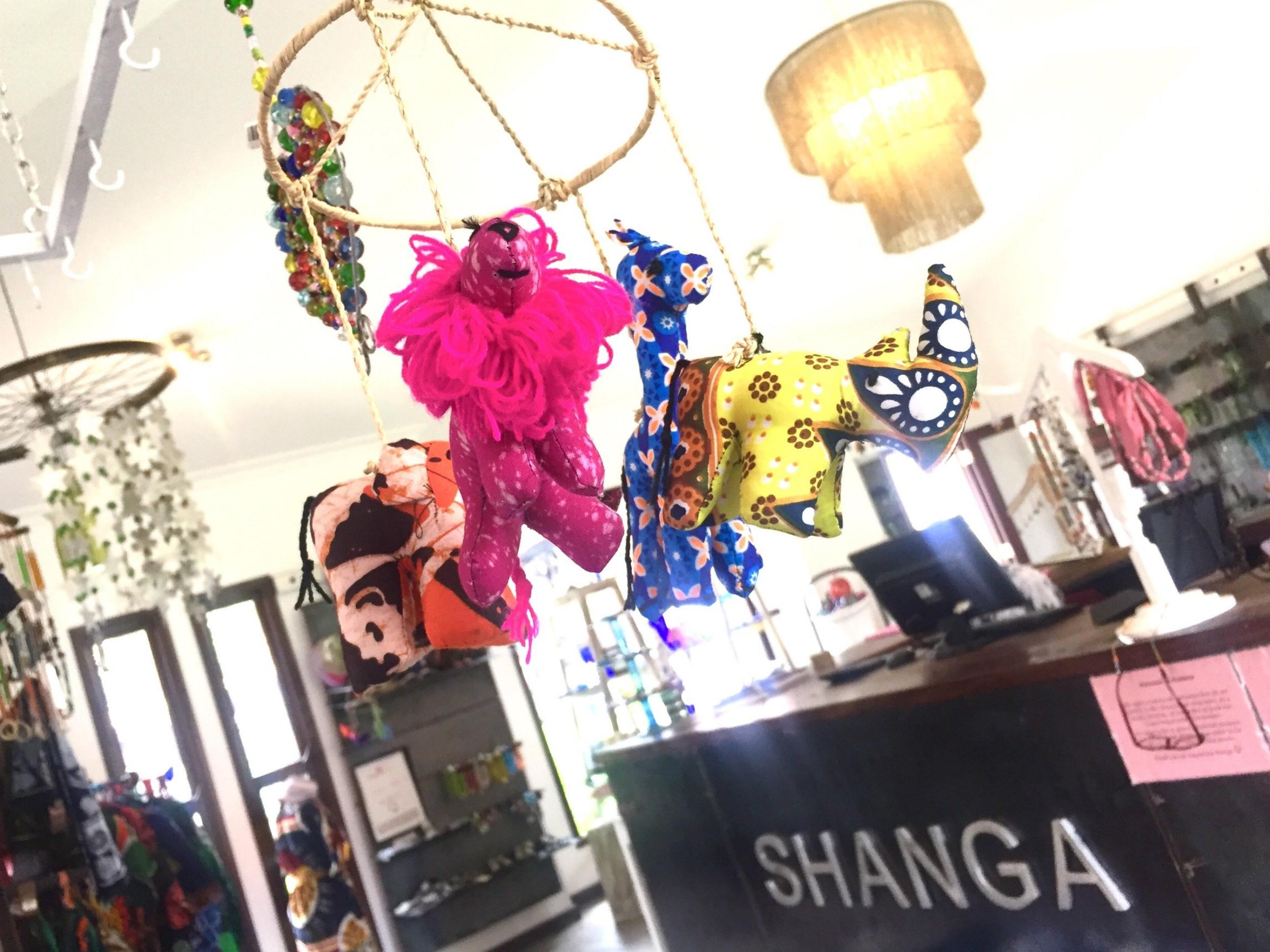 SHOP — SHANGA