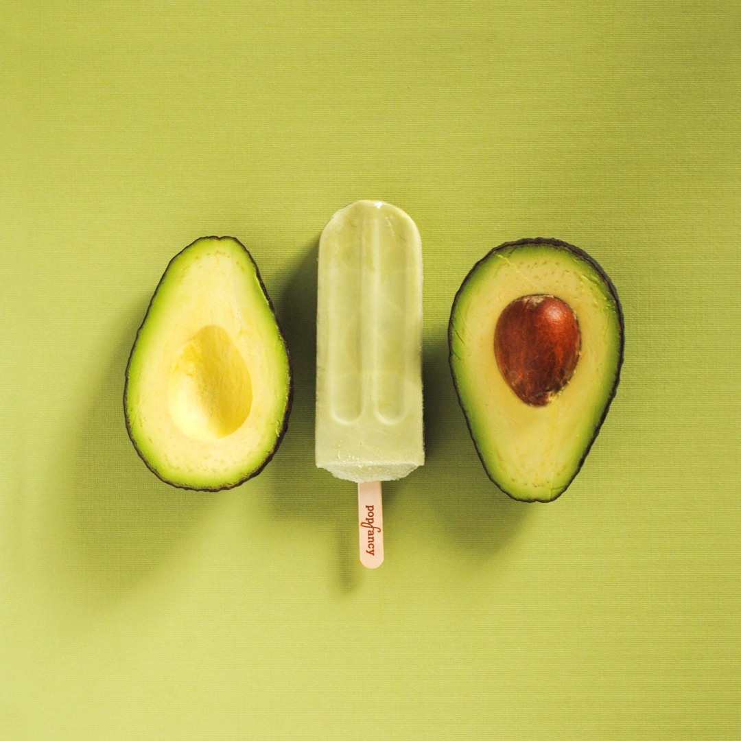 Popfancy Avocado Popsicle