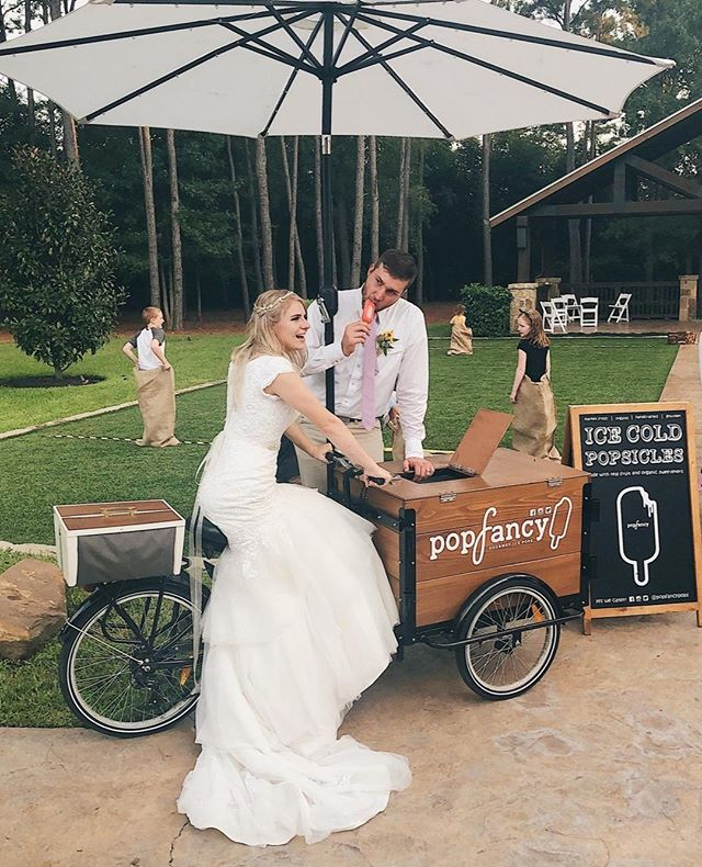It's an ongoing tradition for the bride to get on our trike! 😊 We just have to make sure that she doesn't ride away with it! 😂 . . . . . #weddinginspiration #weddingplanning #weddingphotography #weddingday #weddingideas #weddinginspo #eventplanner #weddingdecor #weddingphotographer #instawedding #weddingdetails #weddingdesign #weddingseason #gettingmarried #weddingplanner #weddingblog #houstonbrides #bridesofhouston #htxwedding #weddingmagazine #weddingvenue #houstonweddingphotographer #texaswedding #weddingdessert #houstonfoodie #houstoneats #houstonfood #houstonlife #htxfoodie #houstonbloggers