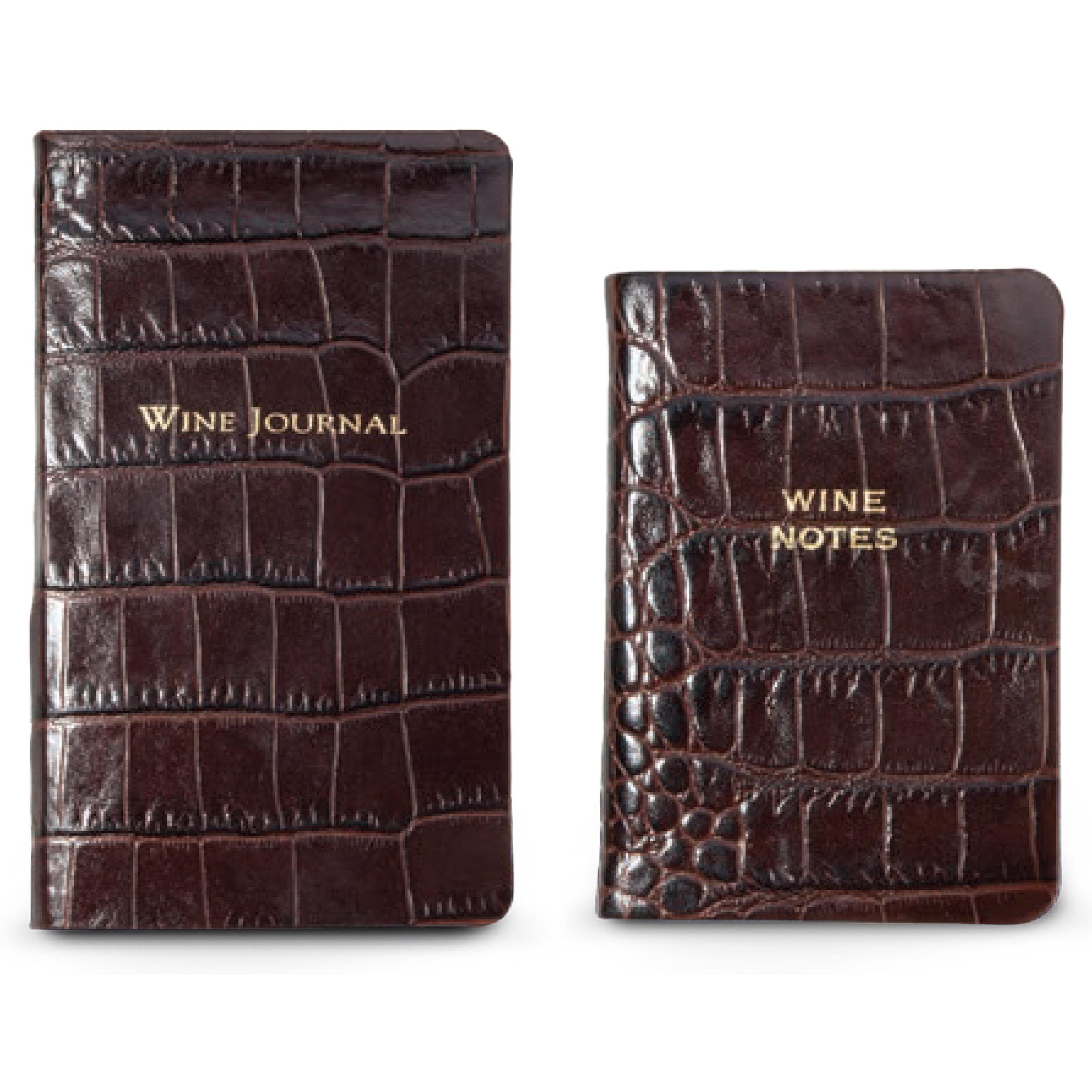 Wine Journal & Mini Notes