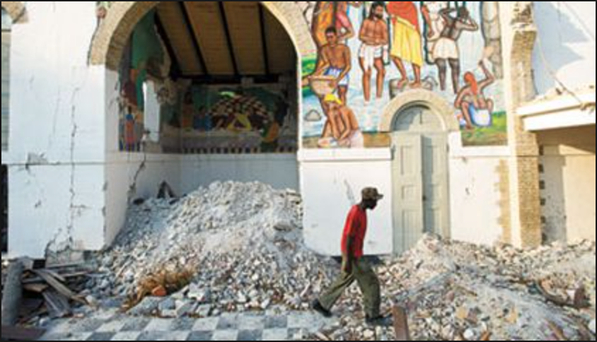 The Cultural Recovery Project    Multimedia, multi-organisation story detailing the Cultural Recovery Project in Haiti following the 2010 earthquake. Partners included: Smithsonian, IRC, Prince Clause Fund, the UN and UNESCO.