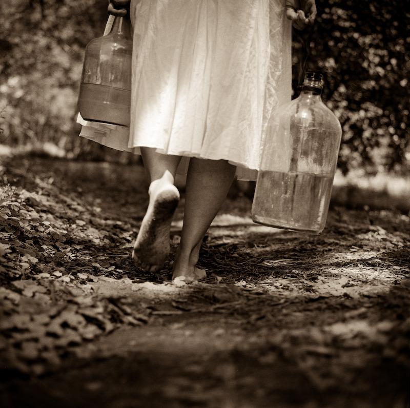 foot path