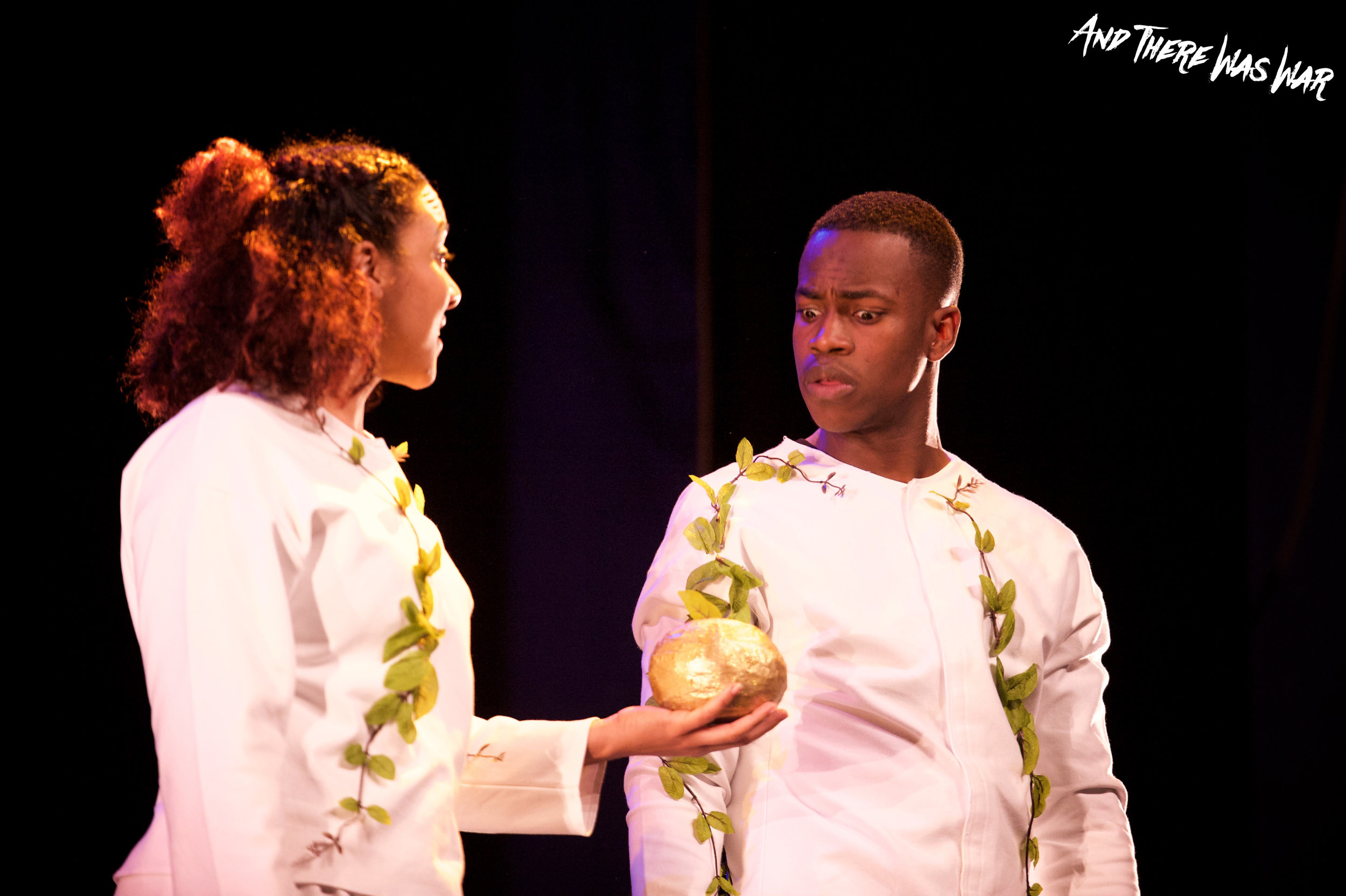 My Love/Her Love - The My Love/her Love programme is based on the fall of Adam and Eve. It explores the most fundamental of all human topics: love. Participants are challenged to consider who or what may be occupying the space where only God should be.