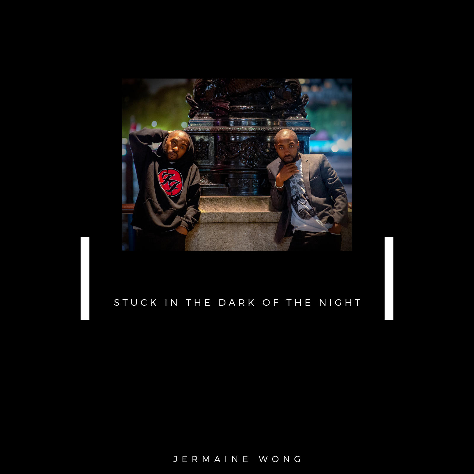 Stuck in the Dark of the Night SINGLEOUT NOW - 'Stuck in the Dark of the Night' is the title track inspired by Jermaine's personal life testimony.The single 'Stuck in the Dark of the Night' will be released on the 31st May ahead of the EP release in July as part of a staggered release.'Stuck in the Dark of the Night' was written to empower the soul and it makes no apologies in making Christ real for the human experience.LISTEN HERE