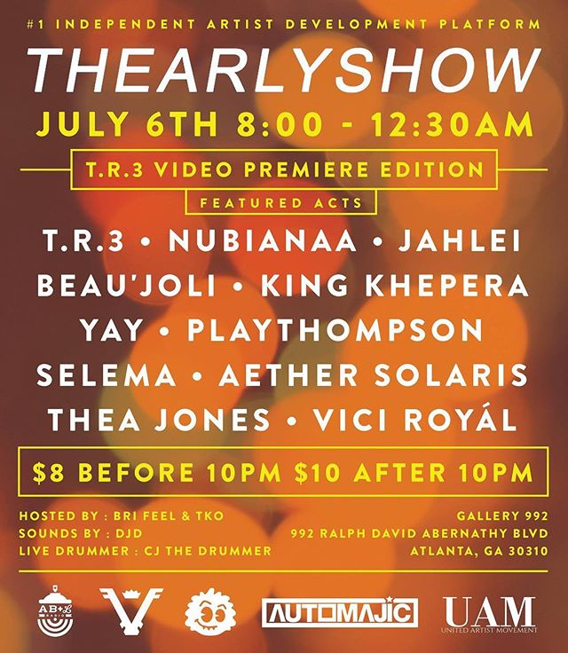 We lite💫⭐️🙌🏾Friday @thearlyshow #love#happiness#life#passion#music#indie#soul#