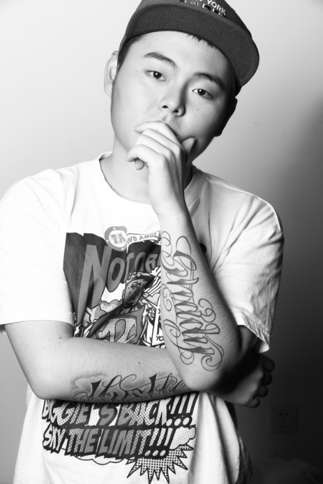 Chengdu rapper Fat Shady has been making waves since his viral hit.