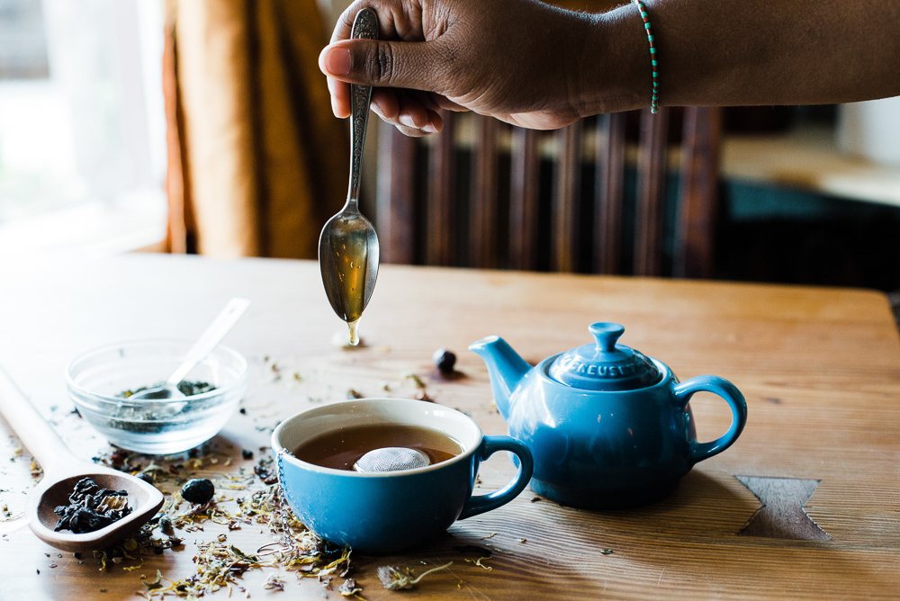 Explore Our Herbal Teas - Pleasure and wellness in a cup.