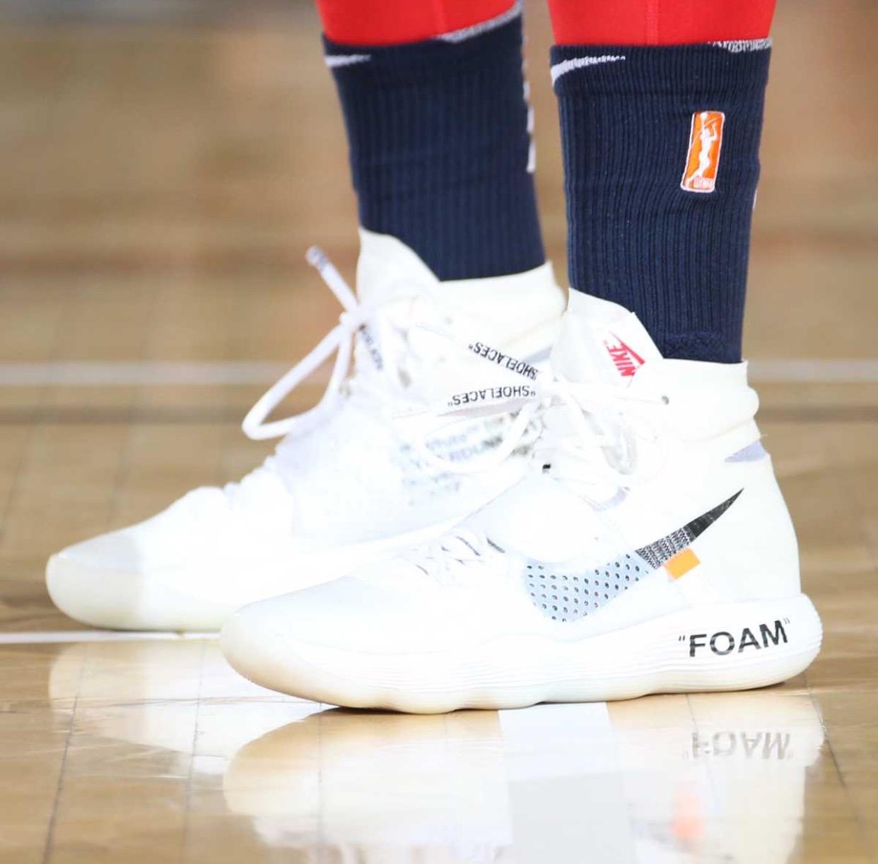 Photo courtesy of WNBA