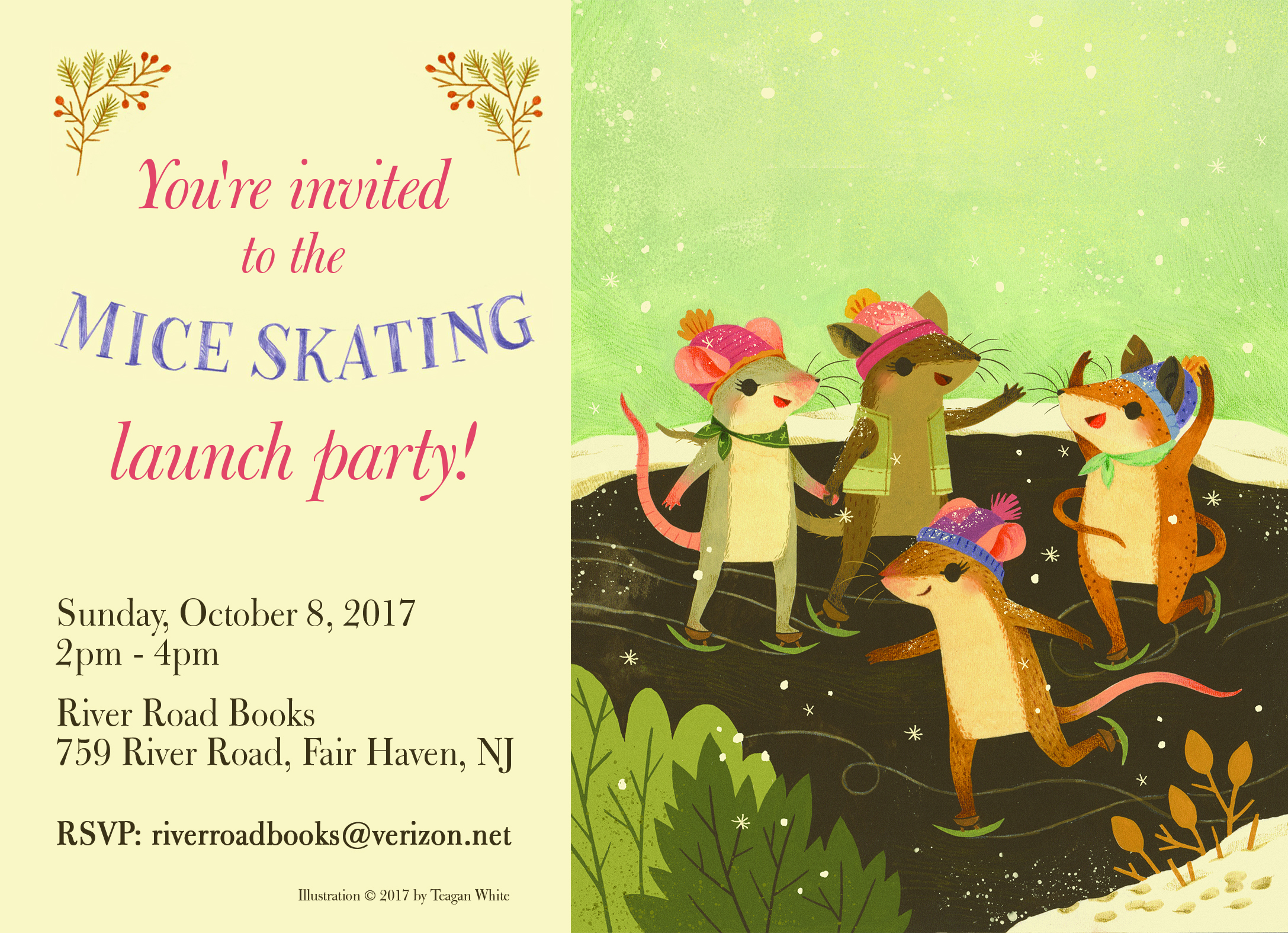 Mice-Skating-postcard Front.jpg